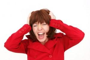 Коричневые выделения при стрессе