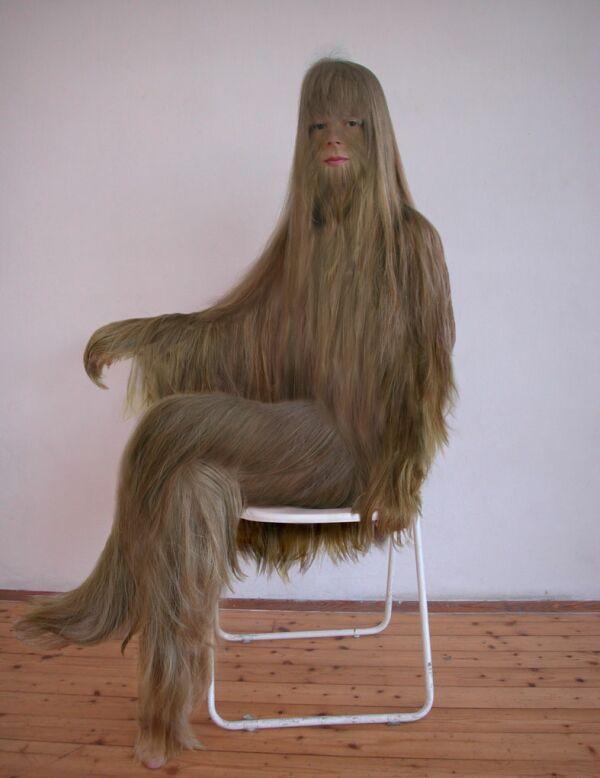 самая волосатая женщина в мире - 5
