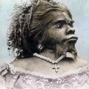 Волосатая женщина