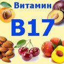 Витамин B17 против рака