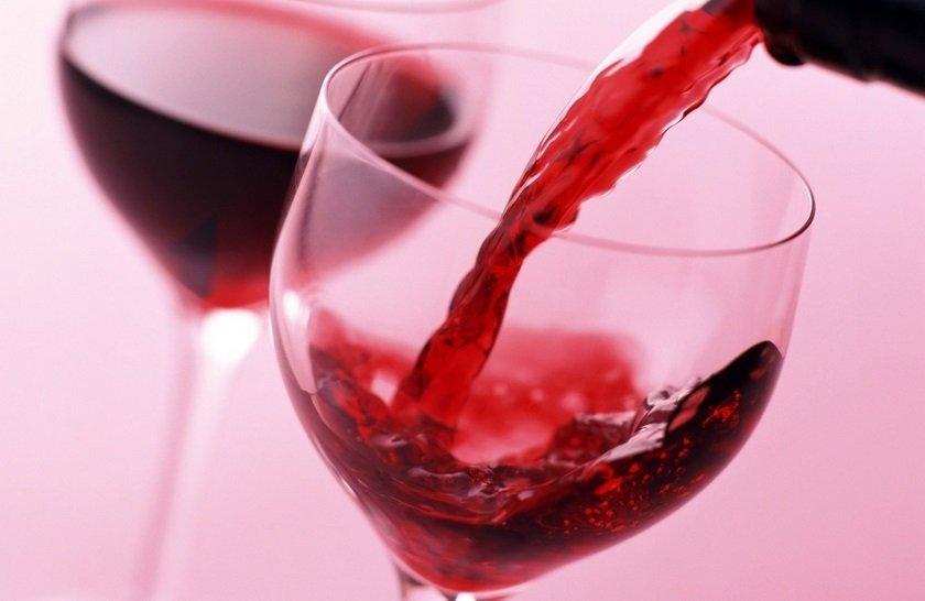 Можно при онкологии пить вино