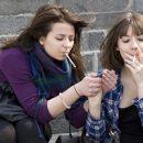 Курение подростков