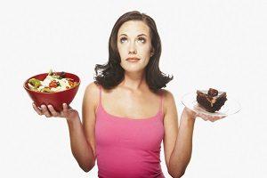 Избыточный вес - пищевое поведение